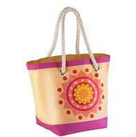 Пляжная сумка женская летняя Солнечный берег