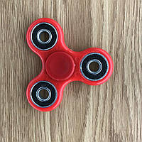 Спиннер-вертушка Hand Spinner Fidget Toy Splash red