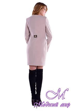Женское кашемировое осеннее пальто (р. S, M, L) арт. Луара 5369, фото 2