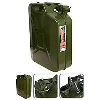 Канистра для топлива металлическая Штурмовик 20л КМШ-20-08