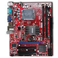 Плата S775 MSI G31TM-P21 на G31 Chip Понимает ЛЮБЫЕ 2-4 ЯДРА ПРОЦЫ- Сore2DUO,QUAD,XEON 775