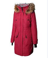 Куртка-пуховик женская Snowimage арт.SID-P520/1560(красный)