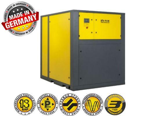 Воздушный винтовой компрессор COMPRAG A-9013, 90 кВт, 13 бар