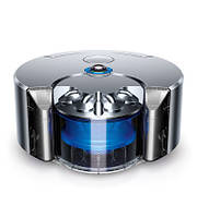 Dyson 360 Eye, Nikel and Blue