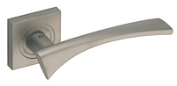 Дверная ручка Gamet Arcus сатиновый никель