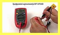 Цифровой мультиметр DT UT33D!Акция