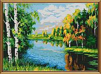 Тихая река