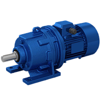 Мотор-редуктор планетарный  двухступенчатый 3МП-80 (4МП-80)