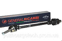ШРУС правый (без ABS) MPI General Ricambi DC 3006 6001547029; 6001548103