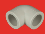 Колено Ø75 мм. 90 градусов FV-Plast