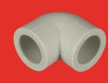 Колено Ø90 мм. 90 градусов FV-Plast