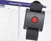 Кнопка тревоги и вызова медперсонала SOS Black RECS USA в форме часов, фото 1
