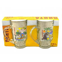 Набор бокалов  для пива Приколы Пинта 1143 2 шт
