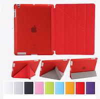 Чехол книжка Color на Apple iPad 3 (9 цветов)
