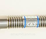 """Шланг гибкий металлический армированный для воды в/в 1"""" L-150см AYVAZ Pу10, фото 7"""