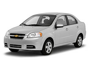Шумоизоляция авто Chevrolet Aveo