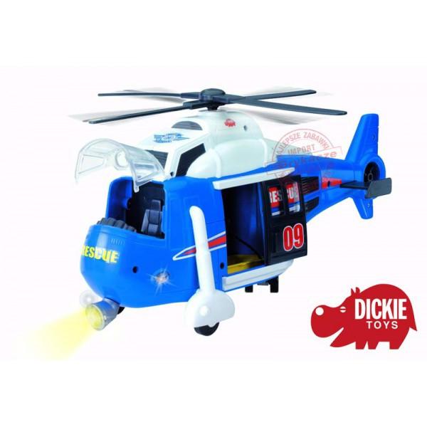 Игрушка вертолет интерактивный Speed Champs Dickie Toys 3308356