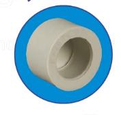 Заглушка 50 ASG-Plast