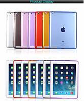 Силиконовый чехол накладка на Apple iPad 3 (7 цветов)