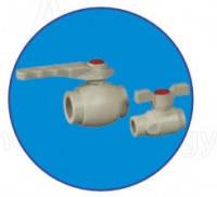Клапан шаровой 25 ASG-Plast