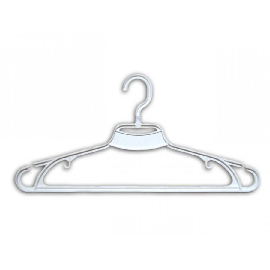 Вішалки-плечики для одягу L 1 універсальна