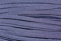 Шнур плоский 10мм (100м) т.синий