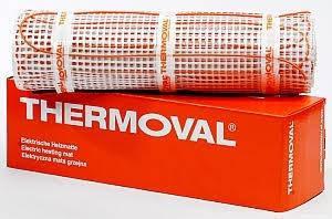 Нагревательный мат Thermoval TV TO 50 170Вт/м (1,0 м.кв), (керамика)