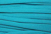 Шнур плоский 10мм (100м) мор.волна