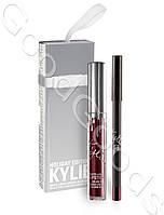Лимитированная версия Kylie Lip Kit Vixen (помада+карандаш)