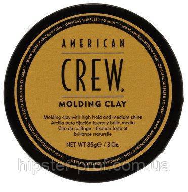Моделирующая глина для волос American Crew Molding Clay 85 g