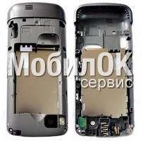 Средняя часть корпуса для Nokia C3-01 серая, оригинал (0257477)