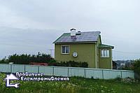 Мережева сонячна електростанція 20 кВт м. Кам'янець-Подільський