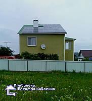 Мережева сонячна електростанція 20 кВт м. Кам'янець-Подільський 1