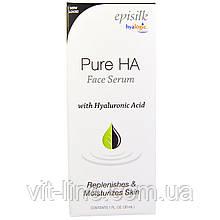 Hyalogic LLC, Episilk, Сыворотка чистой гиалуроновой кислоты (30 мл)