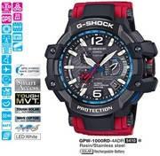 Оригинальные наручные часы Casio GPW-1000RD-4AER