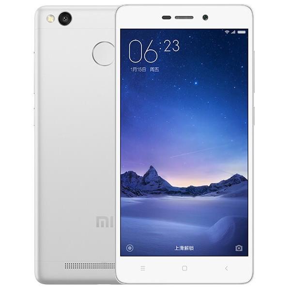 Смартфон Xiaomi Redmi 3S 3/32GB (Silver) Global Rom