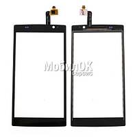 Сенсорный экран для Acer Liquid Z500 Dual Sim черный