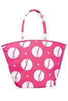 Сумка женская Розовая Лента (пляжная, летняя, яркая)