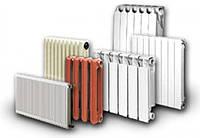 Радиаторы отопления (виды и типоразмеры)