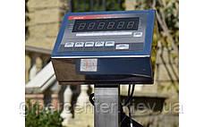 Товарные весы BDU300C-0607 элит 600х700 мм (со стойкой), фото 2