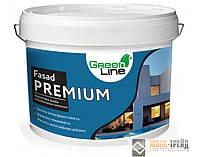 TM Green Line FASAD PREMIUM - краска акриловая универсальная (  Фасад Премиум) 10л.