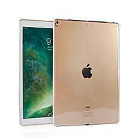 Ультратонкий чехол накладка на Apple iPad Pro 12.9 New прозрачный