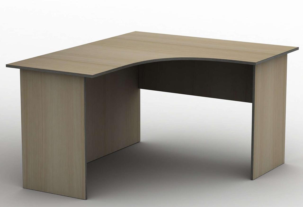 Письмовий стіл СПУ-1\1 (1200*1200) Тіса меблі