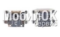 Коннектор зарядки для Samsung I8190/S7530/S7562 оригинал (3722-003531)