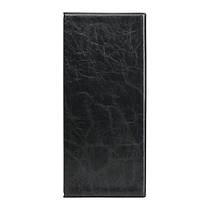 Визитница настольная на 80 визиток Axent Xepter 2502 черная