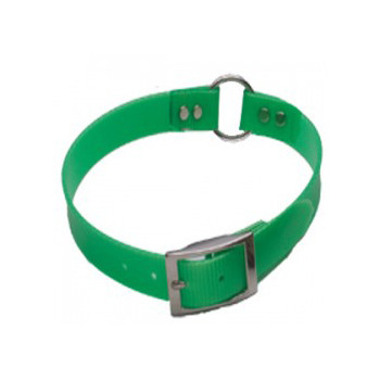 Ошейник Dokken Rubberized (DRC) Dokken Dog Supply L Green