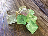 Флюорит кристалл, октаэдр флюорита., фото 3