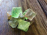 Флюорит кристалл, октаэдр флюорита., фото 4