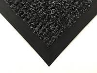 Грязезащитный ковер 545х410 мм черный