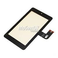 Сенсорный экран для Asus MeMO Pad HD 7 ME173X черный (MCF-070-0948-FPC-V1.0/076C3-0716A)